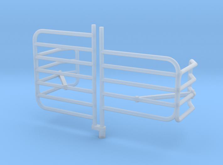 1/64 Milking Robot LH-3 Gate 3d printed