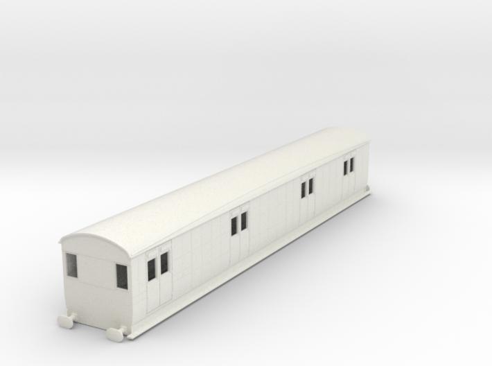 0-43-secr-iow-passenger-brake-van 3d printed
