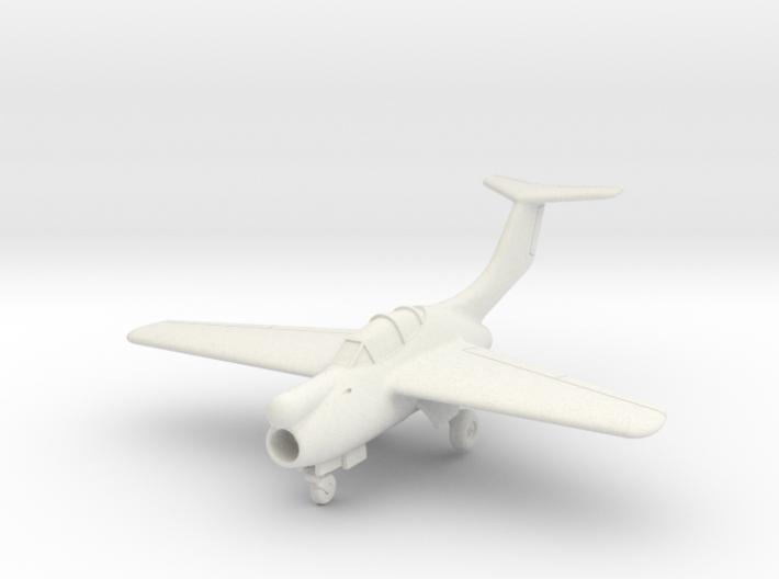 (1:144 whatif) Focke-Wulf P/V3 Two seater & Radar 3d printed