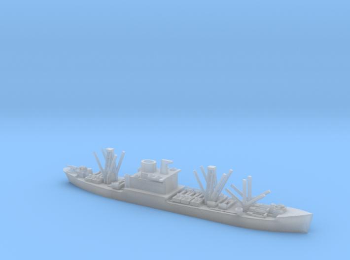 1/1800 Scale USS Arcturus AKA-1 3d printed