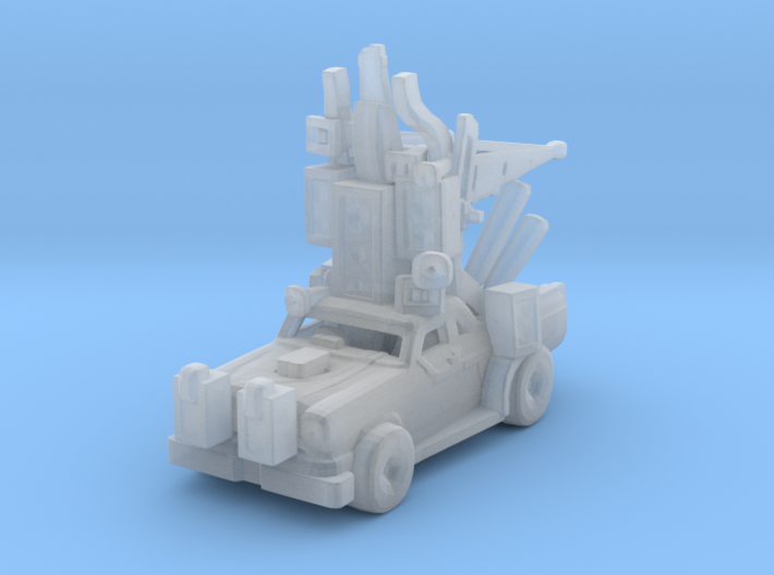 Mad Max 1954 Ford Mainline - Crow Caller 3d printed