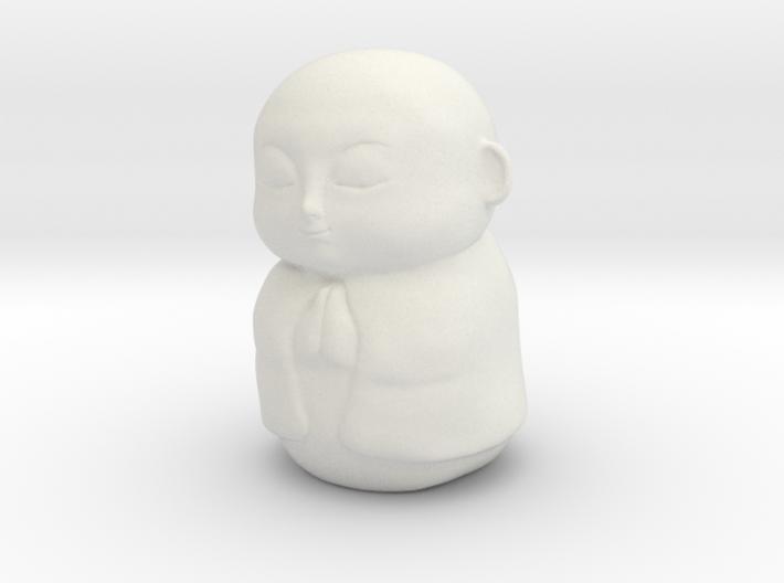 Japanese Jizou Jiso san 3d printed