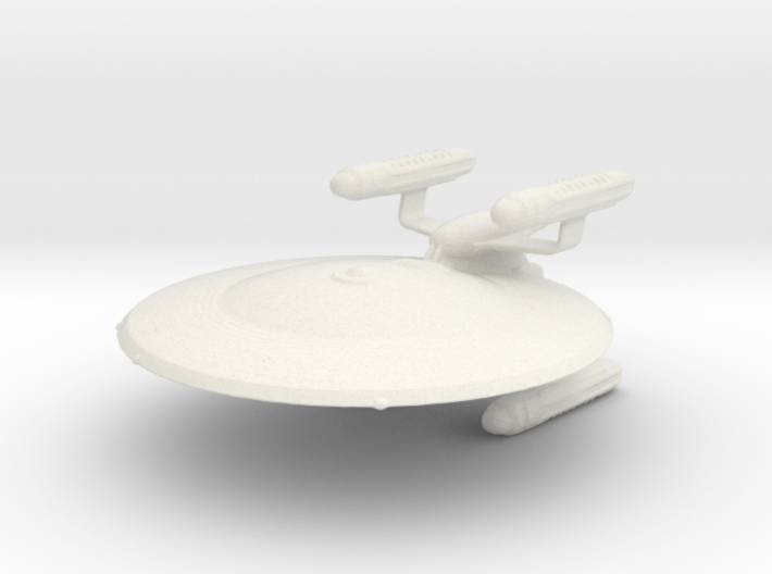 Long Range Science Cruiser 3d printed