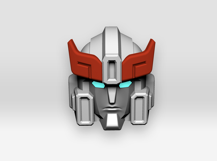 Prowl head for CW Hotspot 3d printed