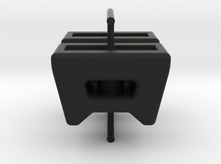 ADAPTOR - RYCOTE LYRE - RODE BLIMP 3d printed