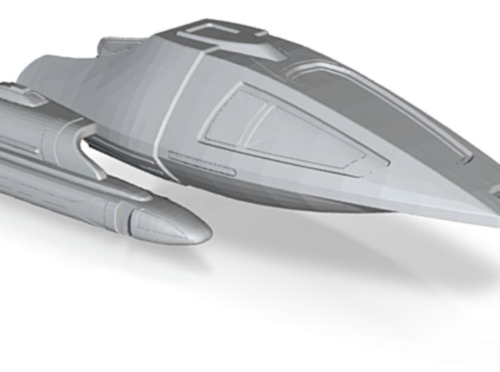 Speedboat 3d printed