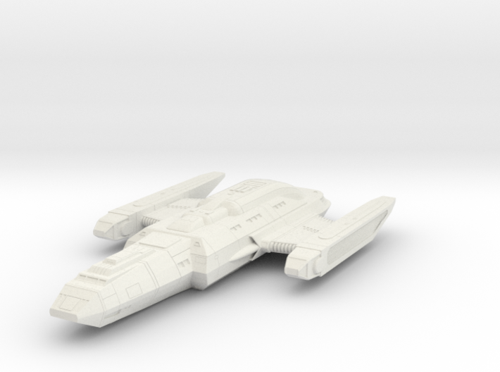 Federation Raven Class 3d printed