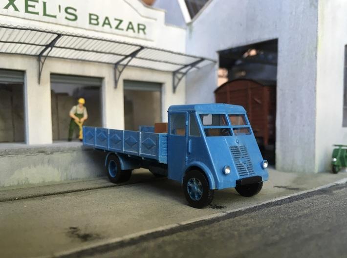 1:87 Renault AHN (ridelles) 3d printed