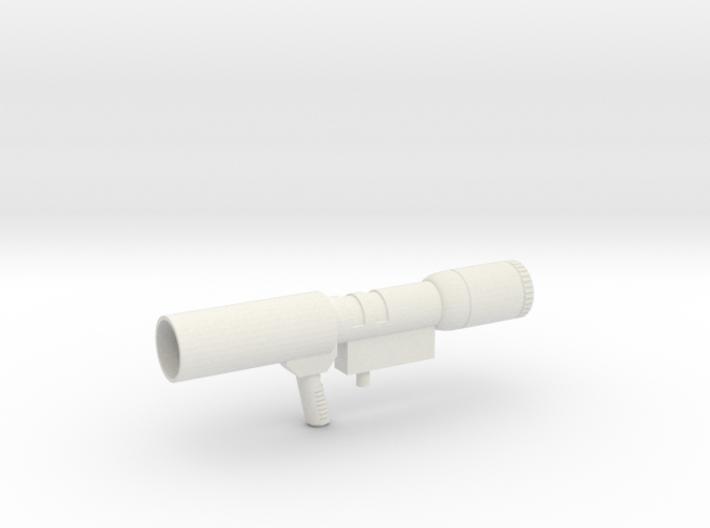 Megatron Gun 3d printed