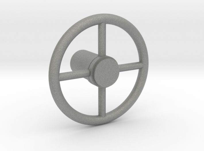 HUBLEY Model Car STEERING WHEEL - 1:20 3d printed