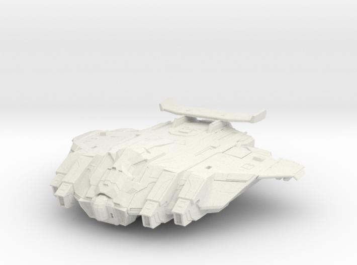 Type-10 Defender: Elite Dangerous 3d printed