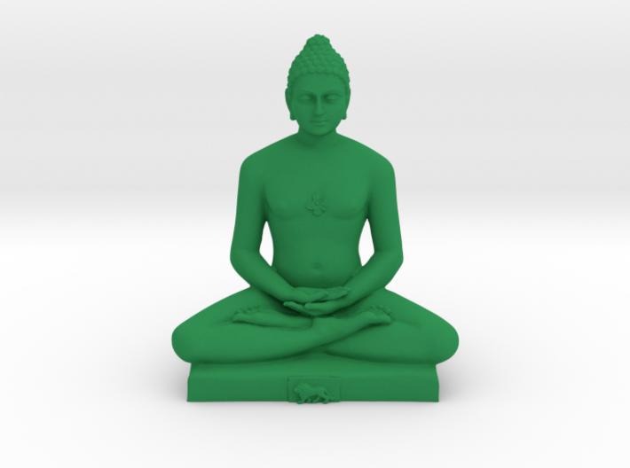 Bhagwan Mahaveer 3d printed