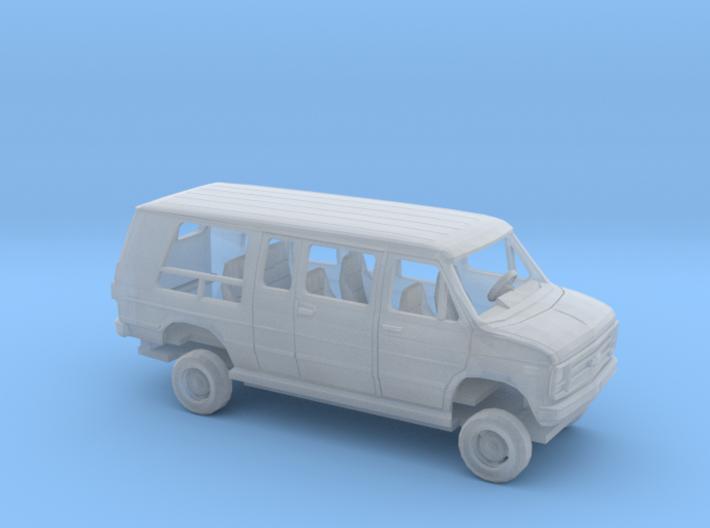 1/160 1979-83 Chevrolet G Van Conversion Kit 3d printed