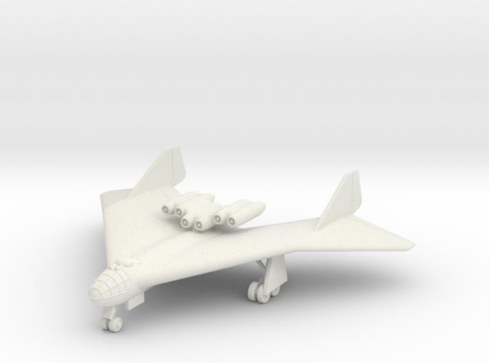 1/200 Arado E.555 3d printed