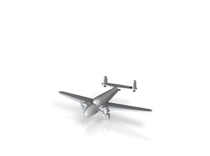 Lockheed 14 - Zscale 3d printed