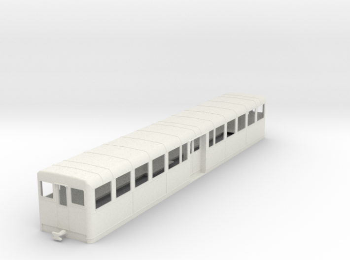 c-55-camargue-decauville-coach 3d printed