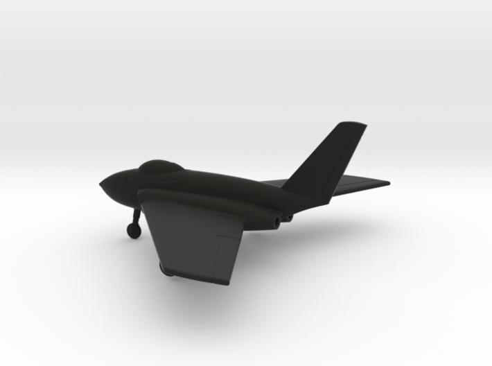 Northrop X-4 Bantam 3d printed