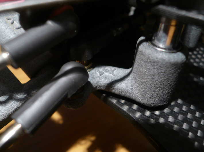 H3 H4 Dyna Blaster / Storm / TR-15T steering arms 3d printed new version is based on this print