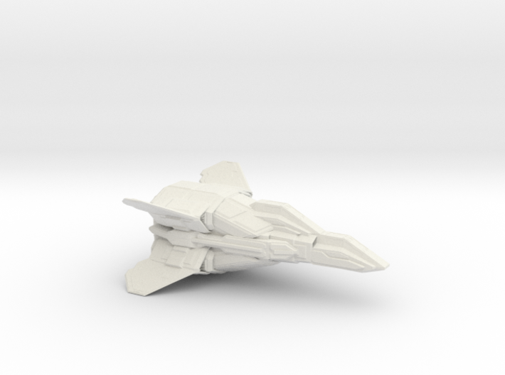 1/144 ANTARES HEAVY FIGHTER 3d printed