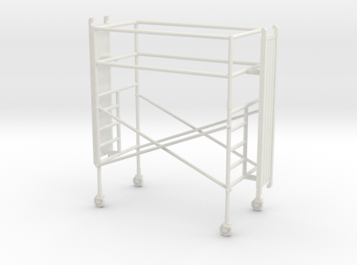 1/50th Scaffold Single Stage 3d printed