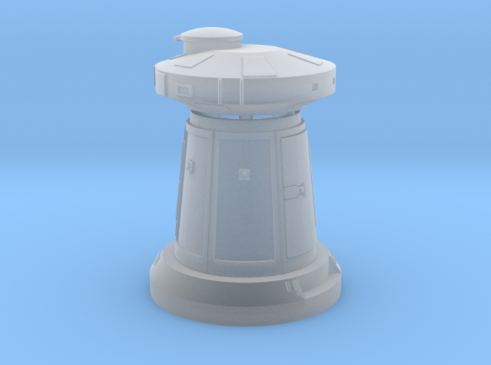 SNOW TURRET 1/72 NEW 3d printed