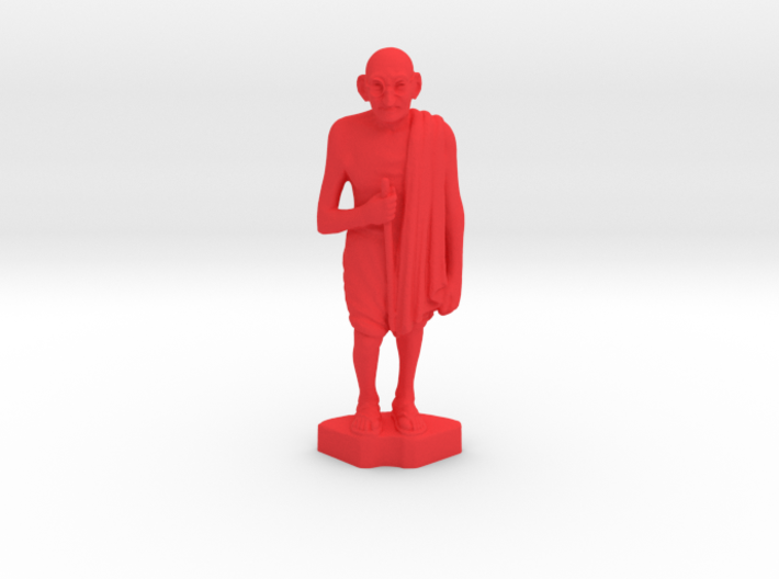 Ivory Gandhi v4 3d printed