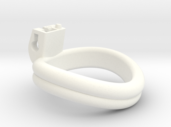 Cherry Keeper Ring - 49mm Double 3d printed