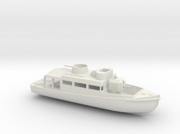1/128 Scale Patrol Boat 3d printed