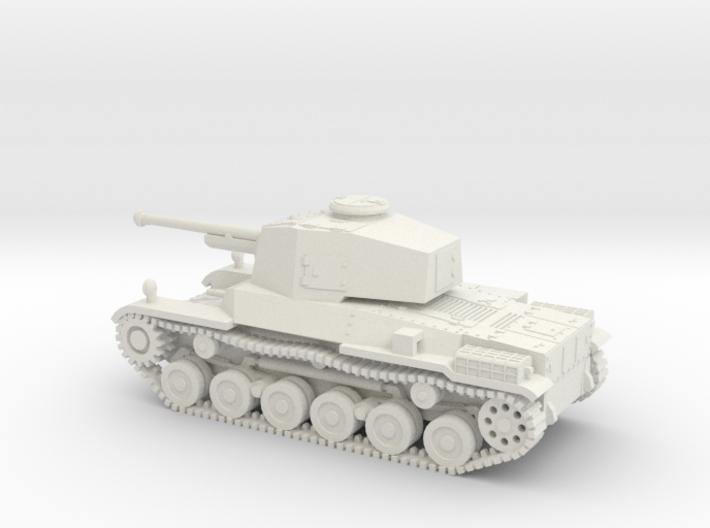 1/87 IJA Type 3 Chi-Nu Medium Tank 3d printed