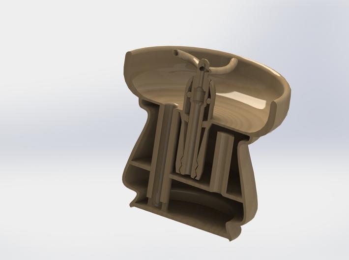 Heron-Fountain 3d printed