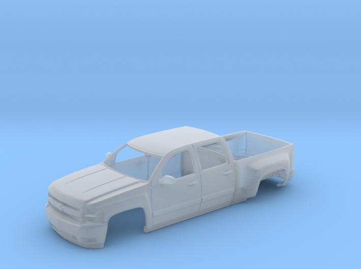 Chevy Silverado 2010 Cabin 3d printed