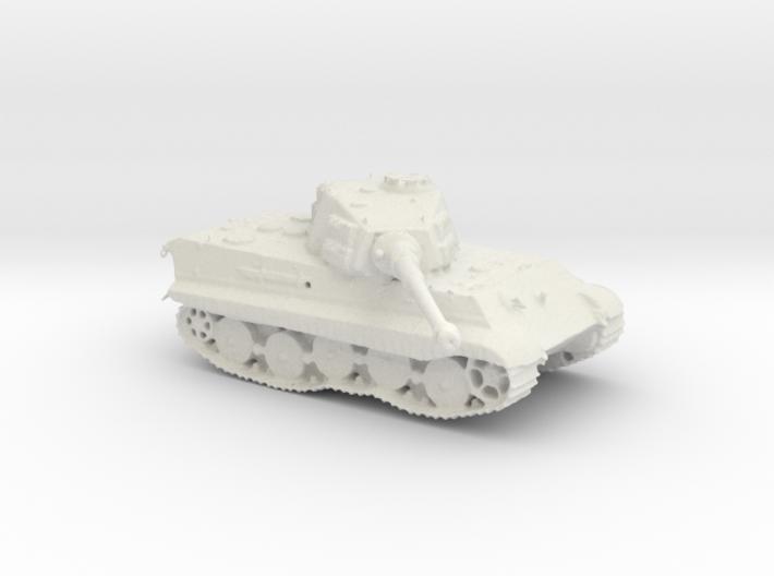 PM3D King Tiger2-base3d2 3d printed