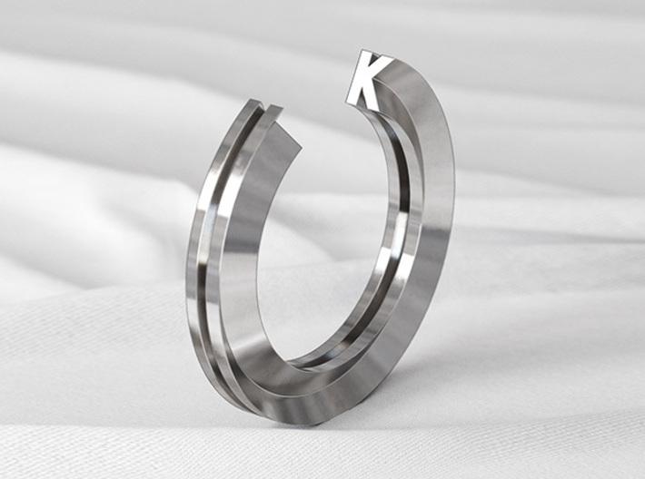 K Ring 3d printed
