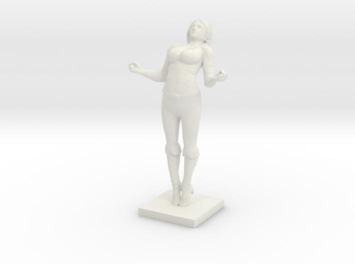 Printle V Femme 621 - 1/24 3d printed