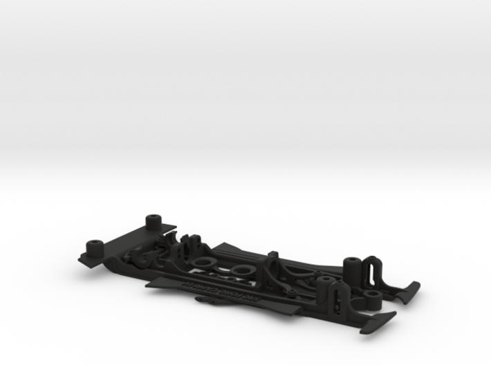 Chassis - SRC Ford Capri LV (Inline - AllinOne) 3d printed