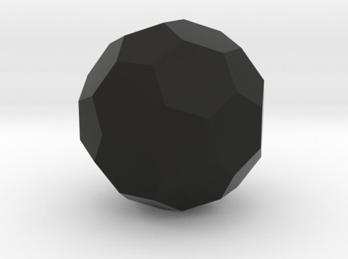 Icosahedron-Hex (Soccer Ball) 3d printed