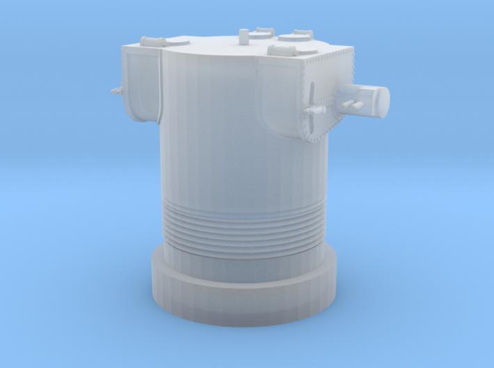 1/144 DKM Lützow Superstructure 2 Main RF 3d printed