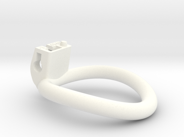 Cherry Keeper Ring - 40x48mm Tall Oval -3° ~44.1mm 3d printed
