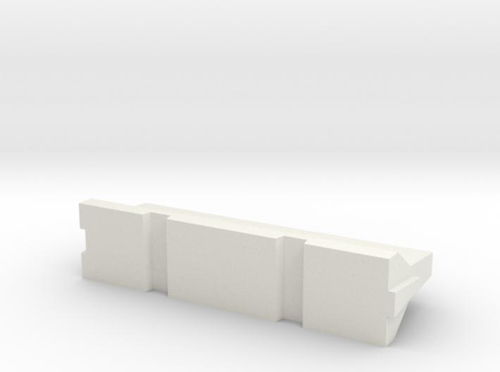 Barrera-New-Jersey-3D-H0-proto-01 3d printed