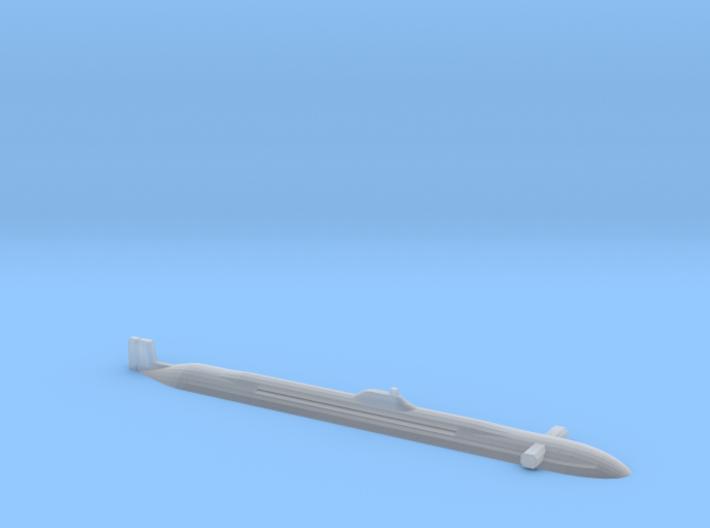 PLAN SAIL-LESS SUB WL - 1250 3d printed