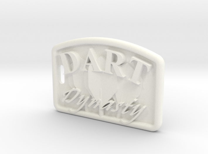 Dart Dynasty - Flight Version 3d printed