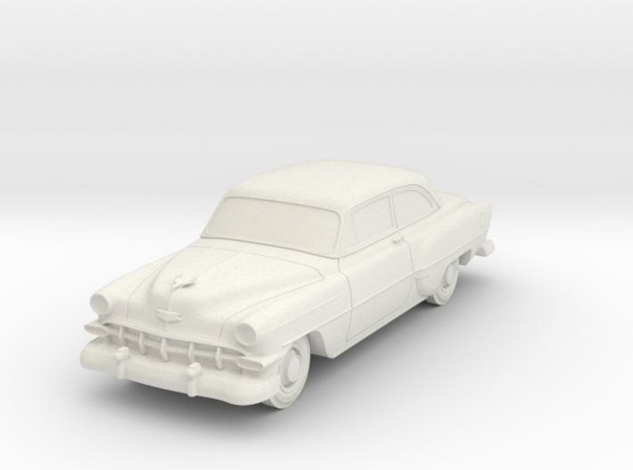1954 Chevy 2 Door 210 3d printed