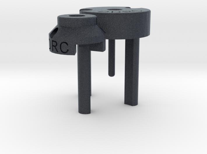 TRX-4 DIG UNIT - Custom Parts 3d printed