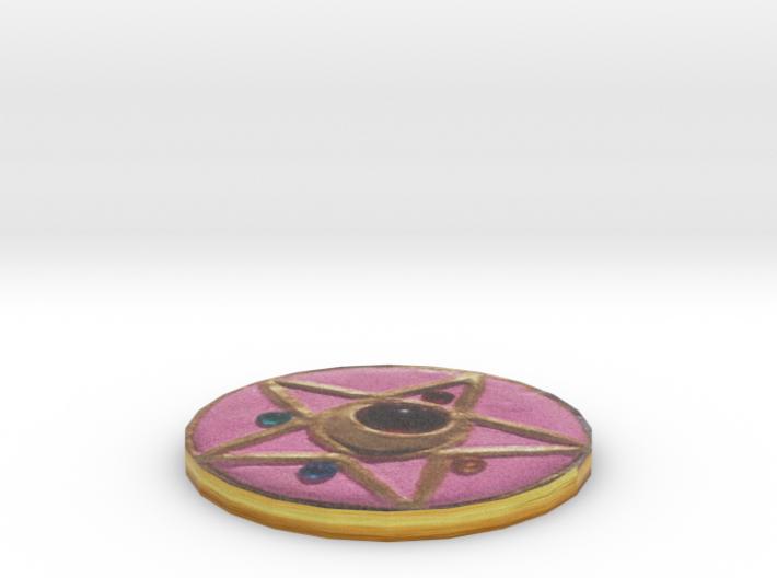 season 2 Sailor moon broach 3d printed