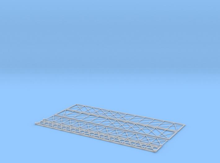 NV5M01 Modular metallic viaduct 2 3d printed