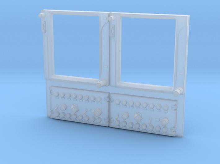 EC135 Slant Panel Helionix 1/6 3d printed