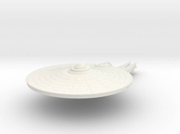 1000 Anchorage class 3d printed