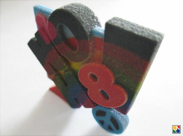 NoH8 3d printed