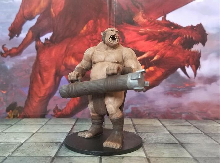 Ogre Battering Ram 3d printed