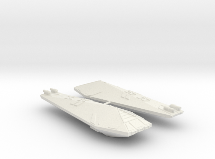 3125 Scale Hydran Knight Destroyers (2) CVN 3d printed